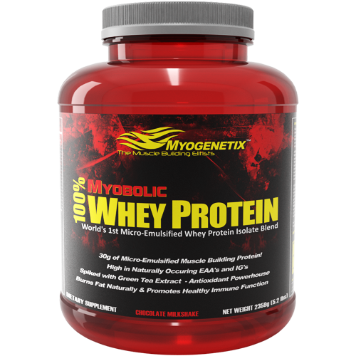 World's 1st & Only Micro Emulsified Whey Protein Isolate Blend